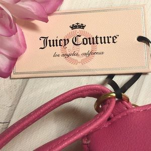 Juicy Couture Purse ~ NWT ~ Trendy Pink Crossbody